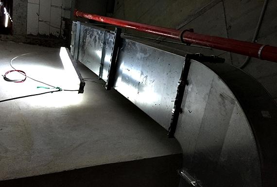instalatie ventilatie judecatoria craiova